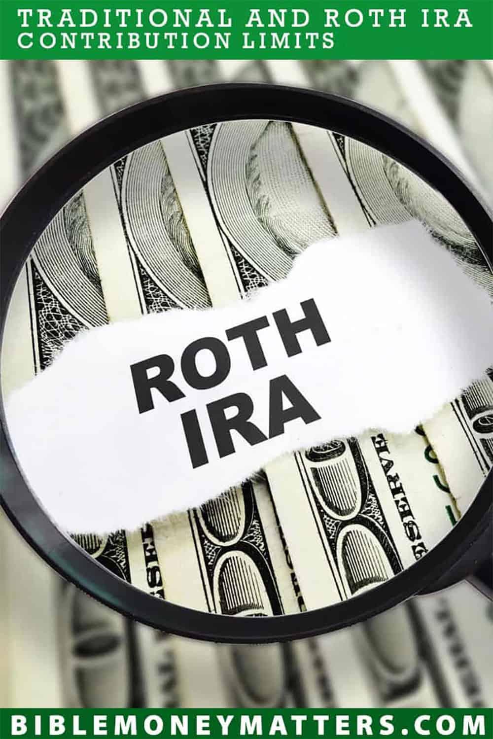 Traditional And Roth IRA Contribution Limits Announced