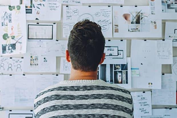 brainstorm website content ideas - content is king