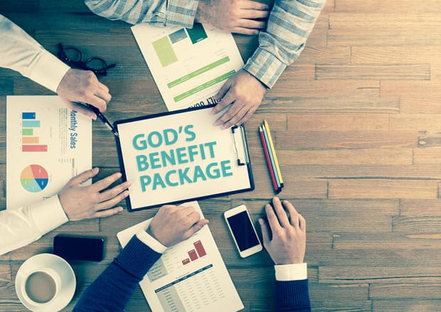God's benefit package: Review your biblical benefits