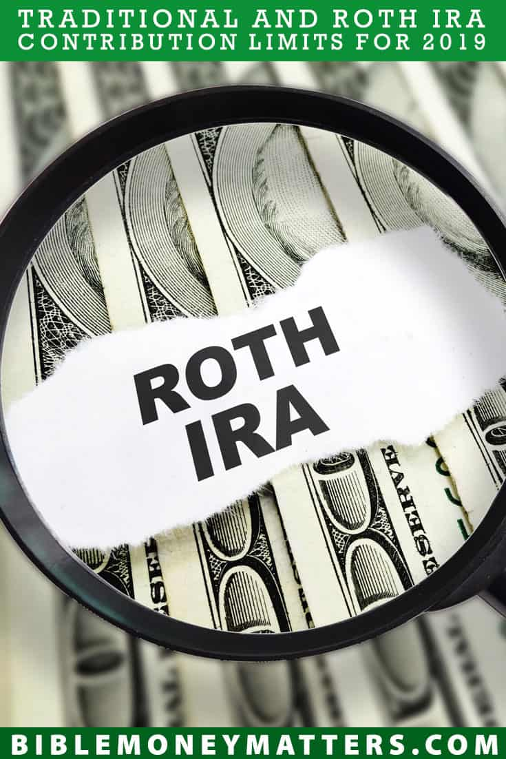 The contribution limit for a Roth IRA and Traditional IRA are set to rise for the first time in years. Here's what IRS limits are for 2019.