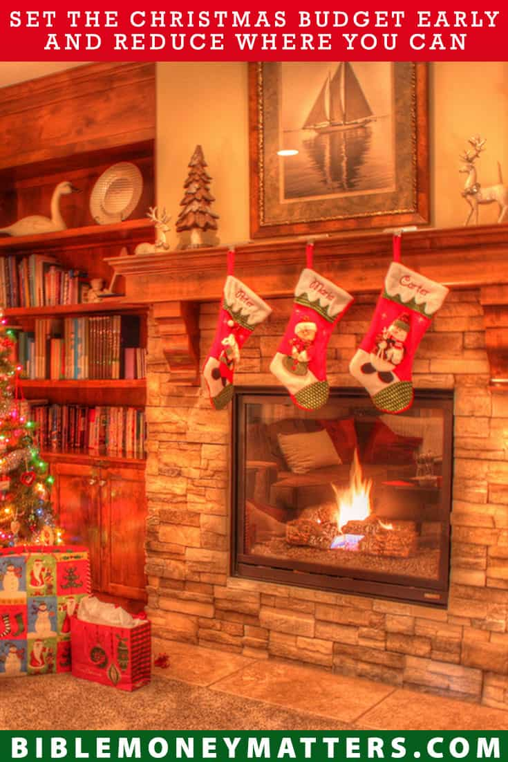 If you haven't already done so, now is the time to set your Christmas budget and find ways to save before the holiday pressure to spend, spend, spend begins.