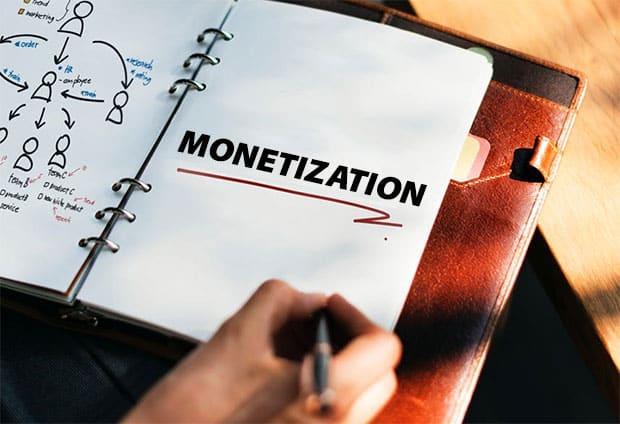 Pick a Website Monetization Strategy