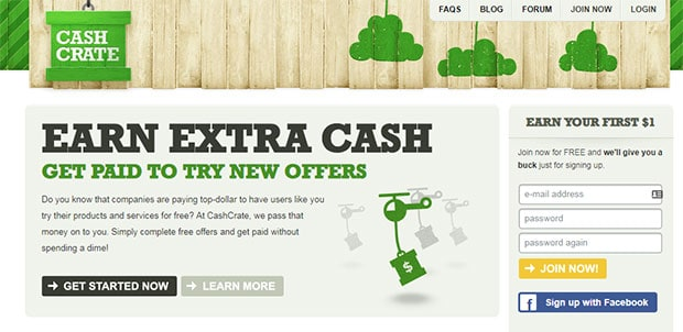 Free Amazon Gift Cards - Cash Crate