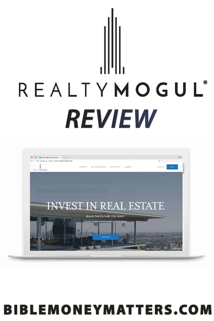 Are you a small investor looking to diversify beyond stocks and bonds? Realty Mogul will let you spread your investment wings into commercial real estate.
