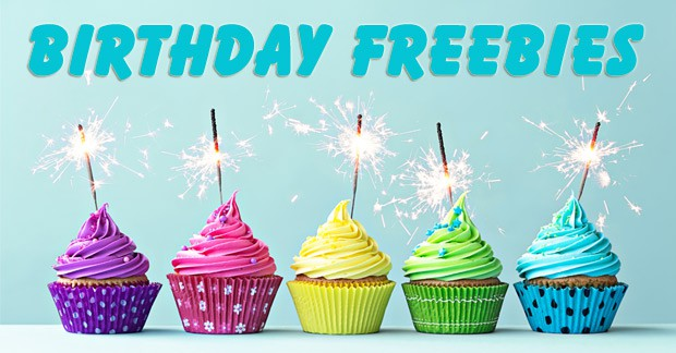 Birthday Freebies - Get Free Stuff