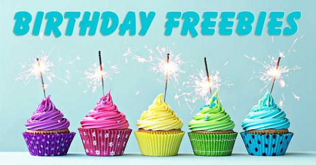 Birthday Freebies - Get Free Stuff