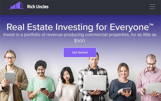 Ultieme gids voor onroerend goed Crowdfunding - Rich Uncles Review