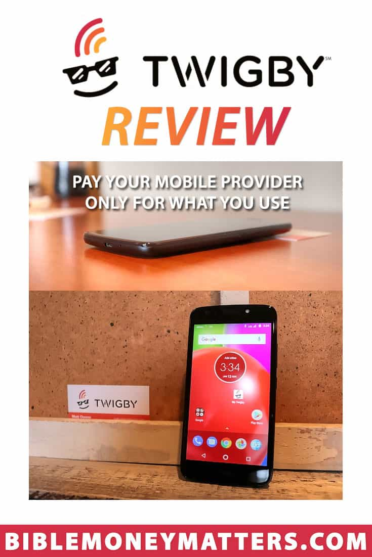 Twigby Review: Pay Your Mobile Provider Only For What You Use