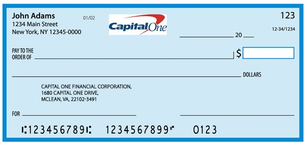 bank routing transit numbers - Capital One