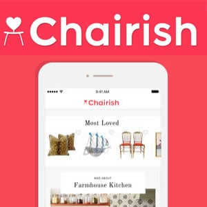 Best Selling Apps - Chairish Furniture App