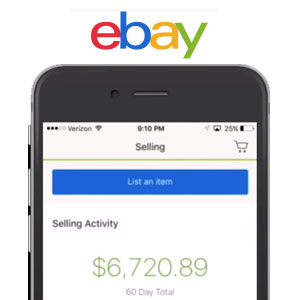 Best Selling Apps - eBay