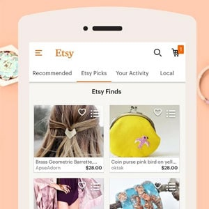 Best Selling Apps - Etsy
