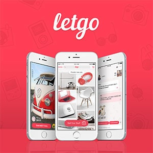 Best Selling Apps - Letgo