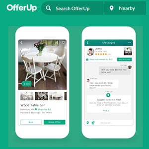 Best Selling Apps - OfferUp