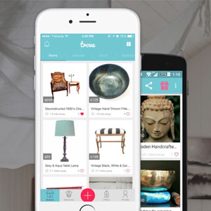 Best Selling Apps - Trove Furniture app