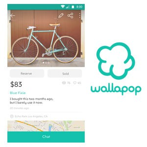 Best Selling Apps - Wallapop