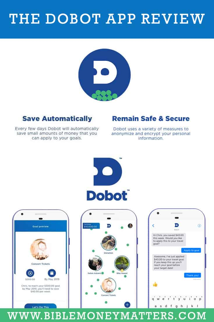 Dobot is an easy-to-use financial app that helps you save money automatically for all of your financial goals. Here\'s a full review of how it works.