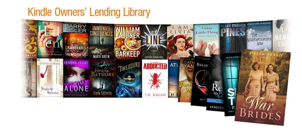 Read Free Books Online - Kindle Lending Library