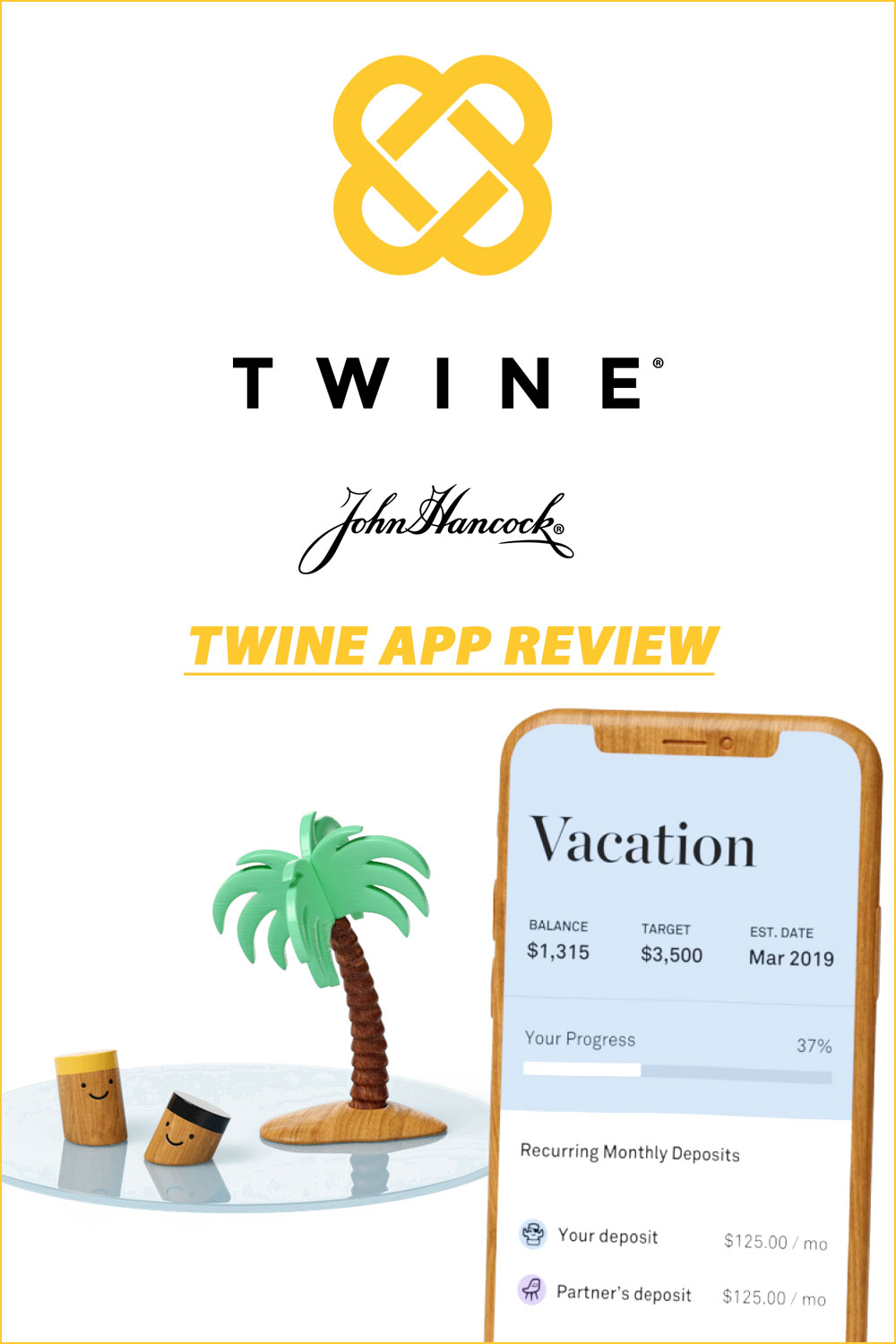 Twine Savings App Review: Invest And Save Together