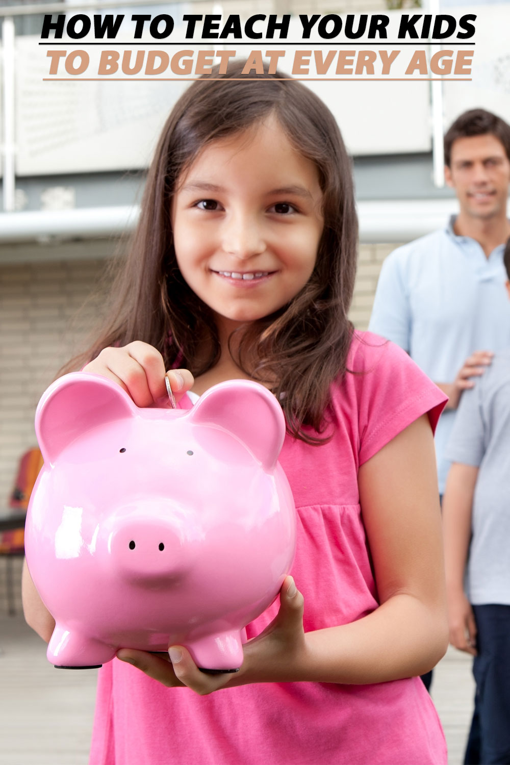 Budgeting is essential to being a good financial steward. We're raising kids who will be on their own soon. Here\'s how we can teach budgeting at every age.