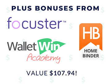 Master Your Money Super Bundle - Bonuses