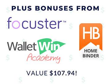 Master Your Money Super Bundle - Bonuses