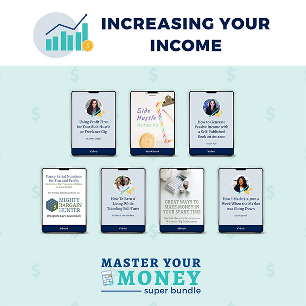 Master Your Money Super Bundle: 45+ Financial Resources For One Low