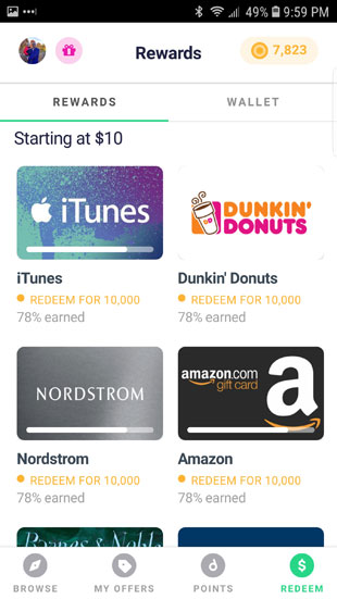 Drop App Review 2019: Earn Gift Cards While Shopping
