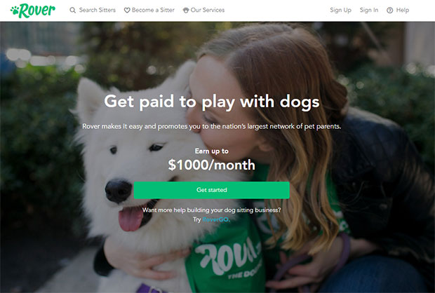 Get Free Money Fast - Rover