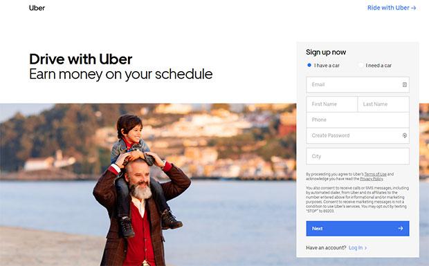 Get Free Money Fast - Uber