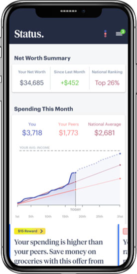 Status Money Review 2019: Compare Your Finances, Earn Cash