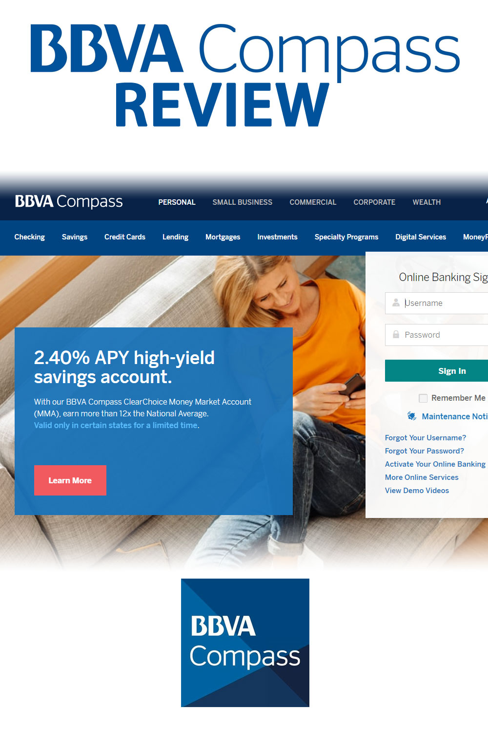 BBVA Bank Review: The Online Bank With Everything