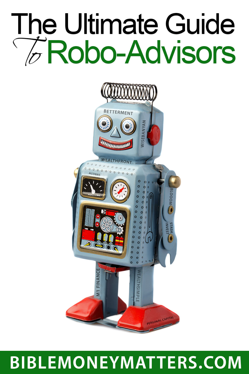 If you want to use an automated investing service, this ultimate guide to robo-advisors can help you find the best robo-advisor for you. Let\'s roboinvest!