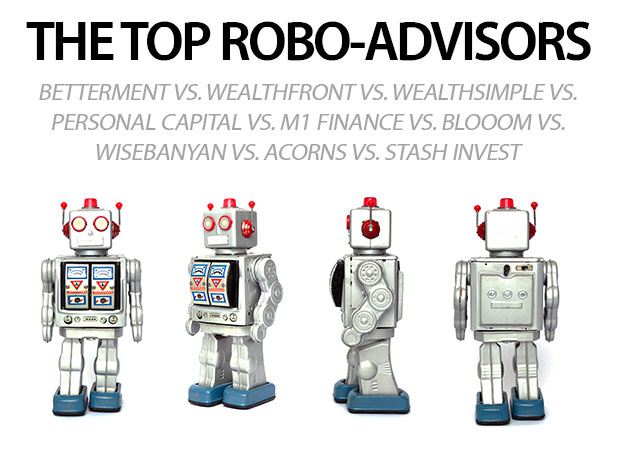 Guide To Robo-Advisors - Top Best Robo Advisors