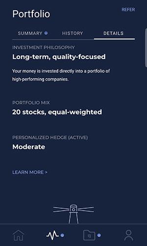 Titan Invest Potfolio Holdings