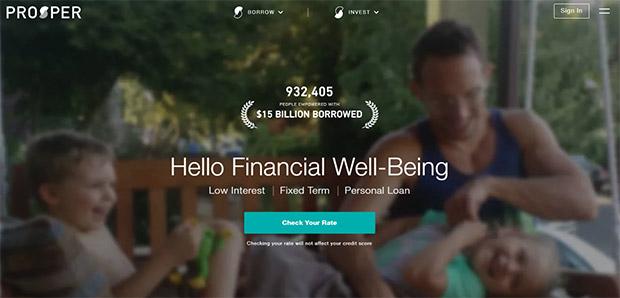 Prosper.com investing.