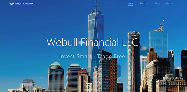 Webull Financial - get a free stock
