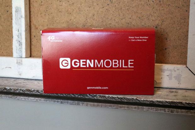 Gen Mobile Phones Unboxing