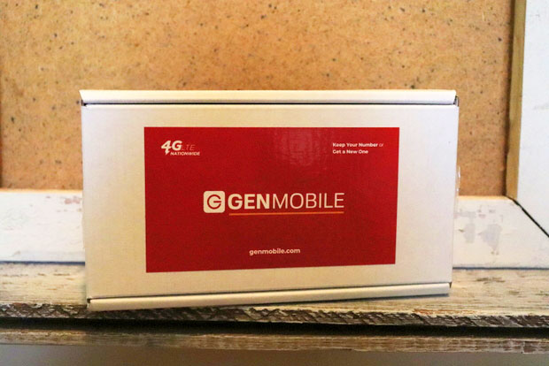 Gen Mobile Phones Unboxing 3