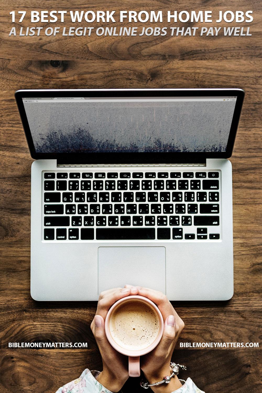 """Berikut adalah daftar beberapa pekerjaan terbaik dari pekerjaan rumahan yang sah dan yang membayar dengan baik. Saatnya untuk membuang angka 9 hingga 5 untuk mengerjakan pekerjaan online! """"Data-pin-description ="""" Ini daftar beberapa pekerjaan terbaik dari pekerjaan rumahan yang sah dan yang membayar dengan baik. Saatnya untuk menyingkirkan 9 hingga 5 untuk melakukan pekerjaan online! """"Src ="""" https://cdn.biblemoneymatters.com/wp-content/uploads/2019/08/16154101/work-from-home-jobs-pinterest.jpg """"/><noscript><img class="""
