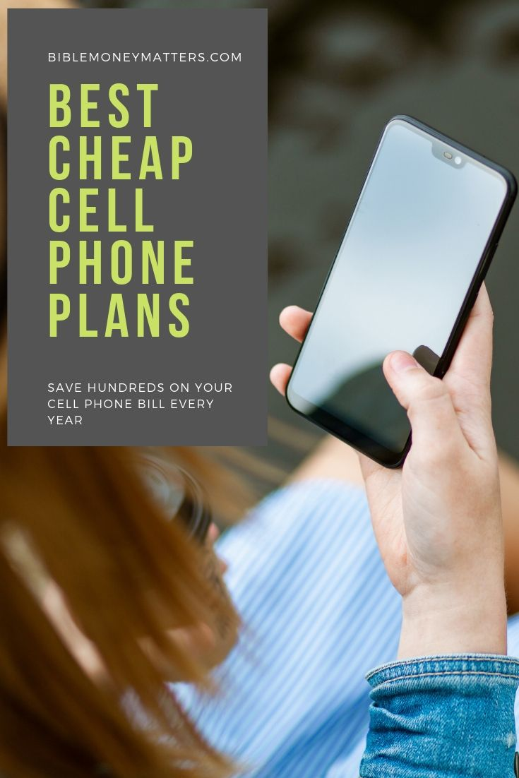 Unhappy paying an expensive cell phone bill? This article gives our top picks for the best cheap cell phone plans available. Which plan is cheapest?