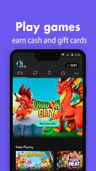 Play Earn Money App