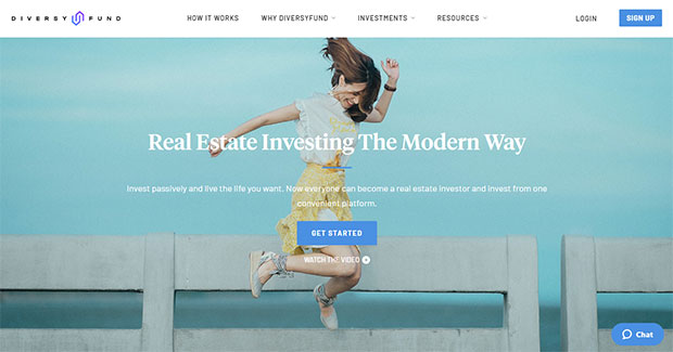 DiversyFund Real Estate Investing