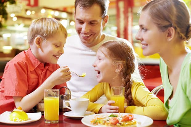 kids eat free monday at these restaurants