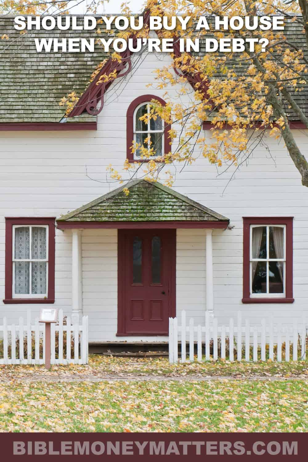 Should You Buy A House When You're In Debt? Things To Consider First