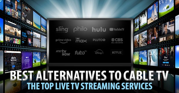 Best Ota Dvr 2020.Best Alternatives To Cable Tv In December 2019 Top Live Tv