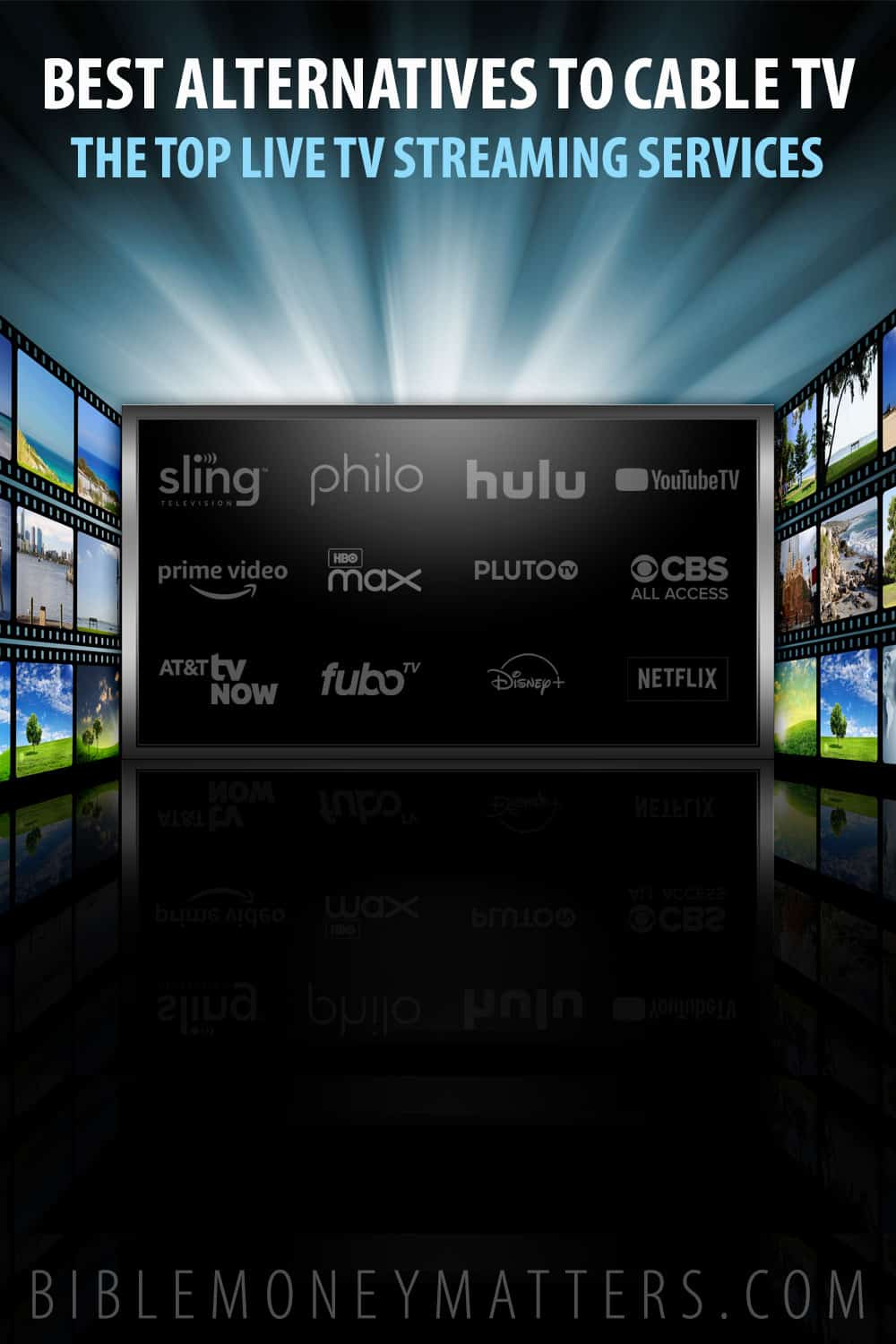 There are more low cost alternatives to cable TV today than there ever has been. Here\'s a review of the pros and cons of all the live TV streaming services.