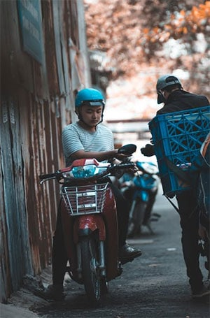 delivery driver - deliver things  as a side hustle