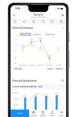 Webull mobile app - free trades