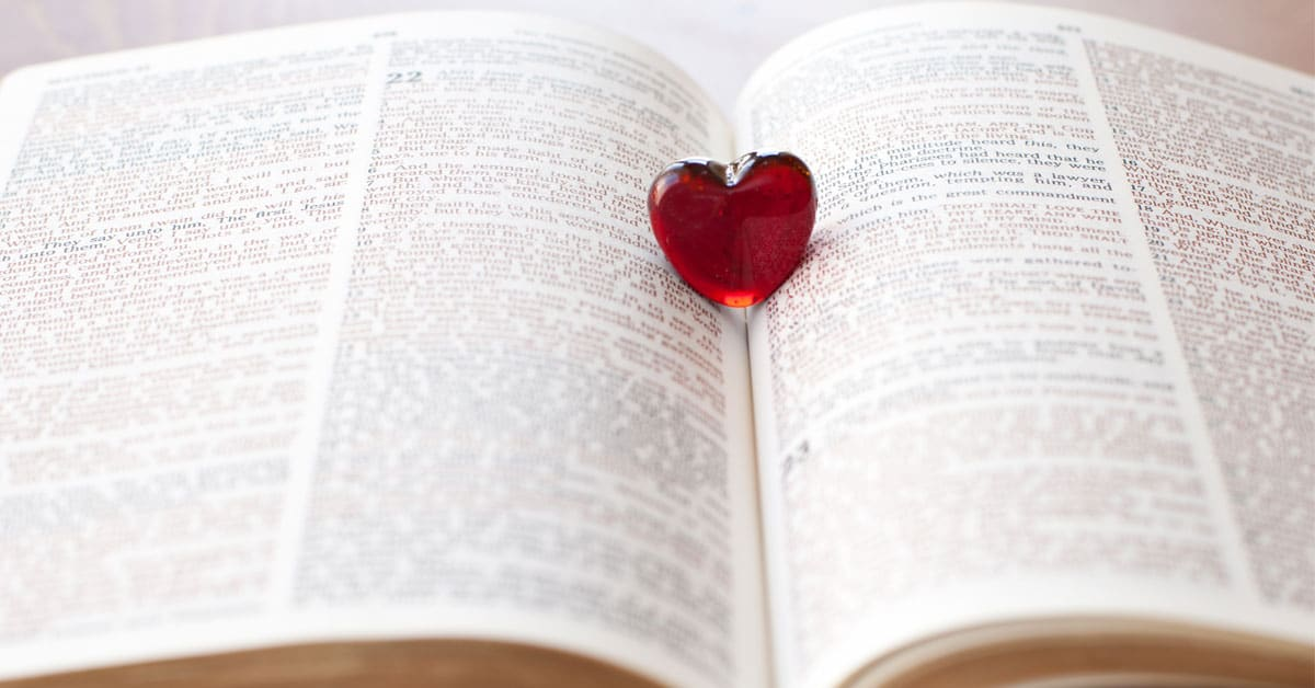 bible the love